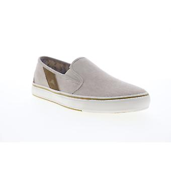 Tommy Bahama Pascale  Mens Brown Canvas Slip On Slip On Sneakers Shoes