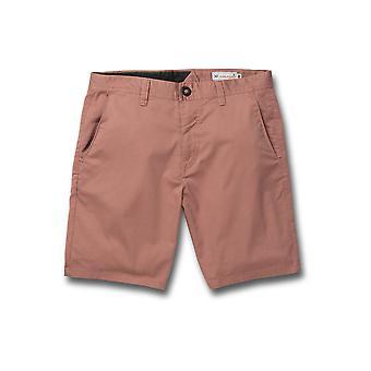 Volcom Men's Walk Shorts - Frickin Modern Stretch 19 rosa