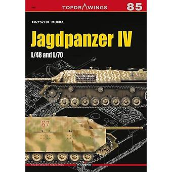 Jagdpanzer Iv - L/48 and L/70 by Krzysztof Mucha - 9788366148680 Book