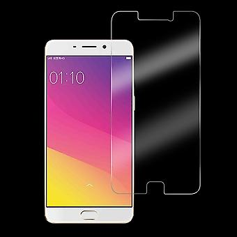 Tempered Glass Screen Protector Cover Guard Film for Oppo R9