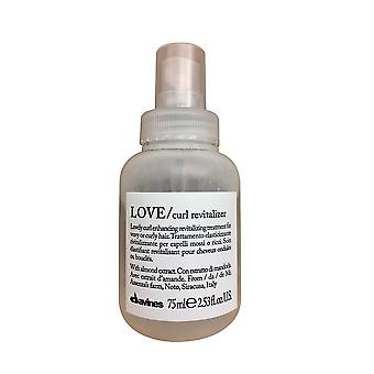 Davines Love Curl Revitalizer Very Curly Hair 2.53 OZ