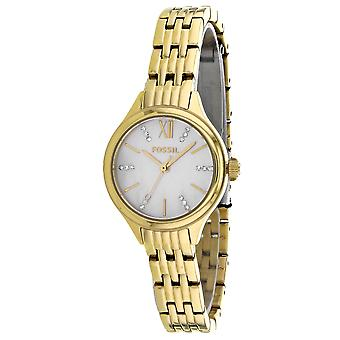 Fossil Women's Suitor Mother of Pearl Dial Watch - BQ3334