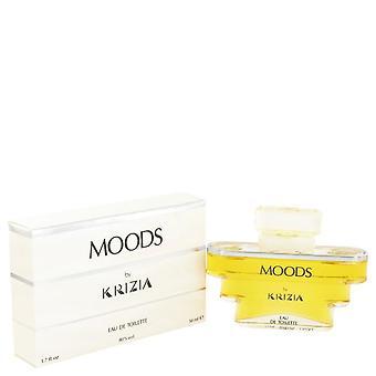 Moods eau de toilette by krizia 418717 50 ml