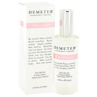 Demeter limonada rosada Colonia Spray por Demeter 4 oz Colonia Spray