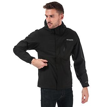 Men's Columbia Whidbey Island Jacket in Black