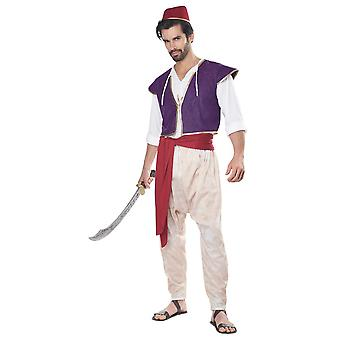 Arabian Hero Adult Costume