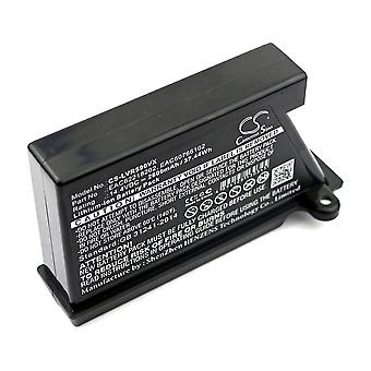 Batteri for LG B056R028-9010 EAC60766101 HomBot VCARPETX VHOMBOT1 VHOMBOT3 VR591