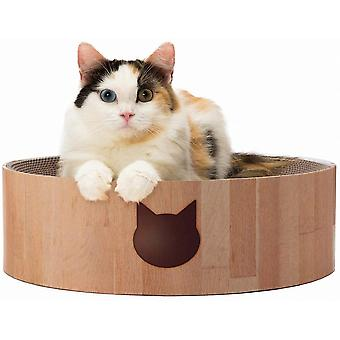 NECOICHI Cat Basket and Crab Bowl of Cardboard