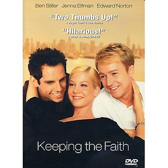 Keeping the Faith [DVD] USA import