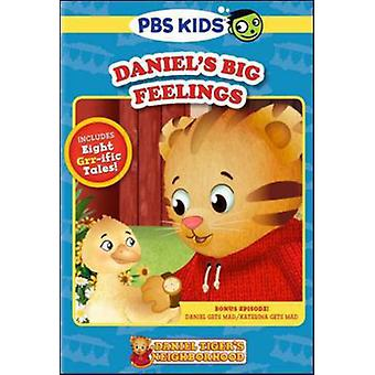Daniel Tiger's Neighborhood: Daniel's Big Feelings [DVD] USA import