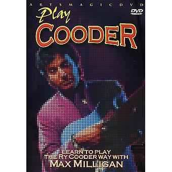 Ry Cooder - Play Cooder [DVD] USA import