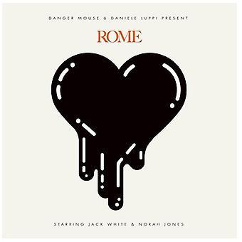 Danger Mouse & Daniele Luppi - Rome [Vinyl] USA import
