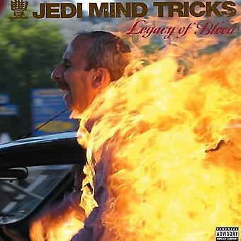 Jedi Mind Tricks - Legacy of Blood [Vinyl] USA import