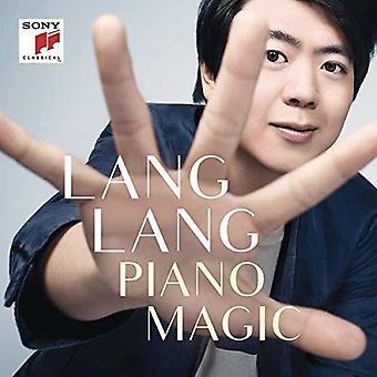 Bach, J.S. / Lang - Piano Magic [CD] USA import