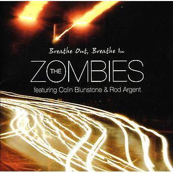 Zombies - Breathe Out Breathe in [CD] USA import