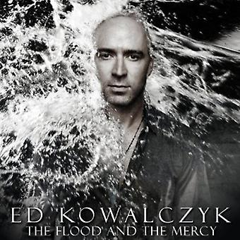 Ed Kowalczyk - Flood & the Mercy [CD] USA import