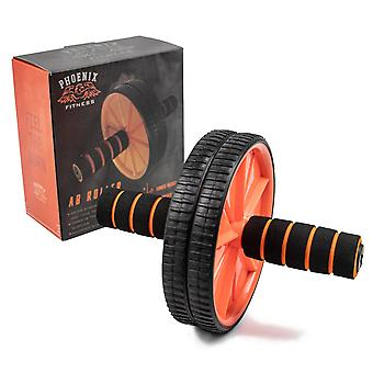 Abdominal Exercise Ab Roller Wheel - Phoenix Fitness - Core Workout Home or Away