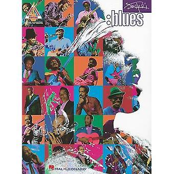 Jimi Hendrix - Blues by Hal Leonard Publishing Corporation - 978079353