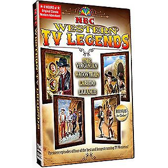 NBC Western TV Legends [DVD] USA import
