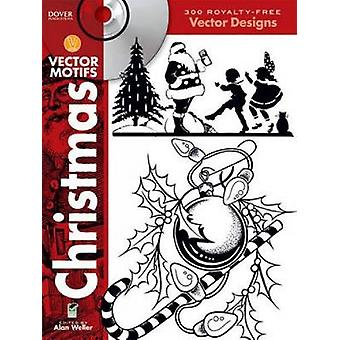 Motifs vectoriels de Noël par Alan Weller