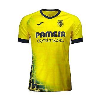 2020-2021 Villarreal Training Shirt (Yellow)
