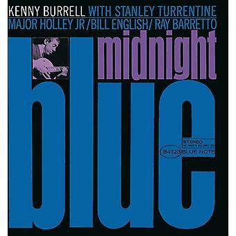 Kenny Burrell - Midnight Blue [Vinyl] USA import