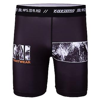 Tatami Fightwear Tropic Vale Tudo Shorts Schwarz