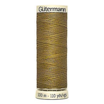 Gutermann Ommella kaikki 100 % Polyesteri Thread 100m käsi ja kone värikoodi - 886