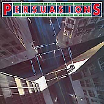 Persuasions - Chirpin' [CD] USA import