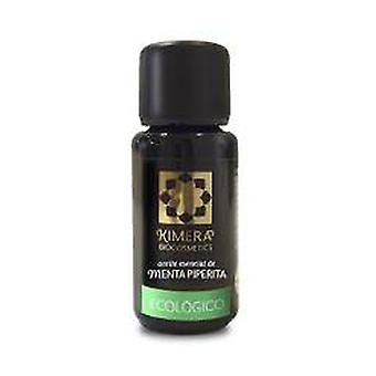 Peppermint Essential Oil 100% Eco 15 ml of essential oil