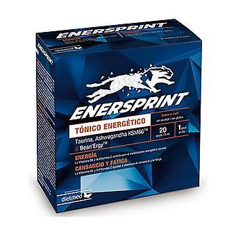 Enersprint Energy Tonic 20 vials of 15ml