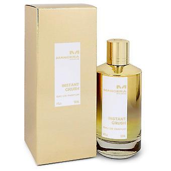 Mancera instant crush eau de parfum spray (unisex) av mancera 550811 120 ml