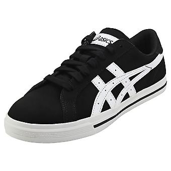 Asics Onitsuka Tiger Classic Tempo Womens Casual Trainers in Black White