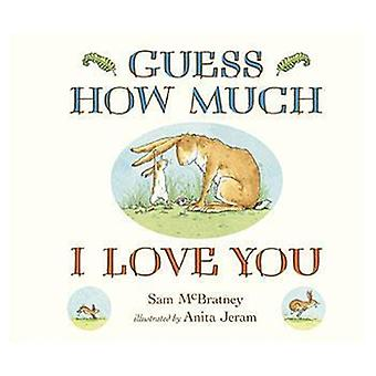 Rainbow Designs Guess How Much I Love You Original Story Board Book
