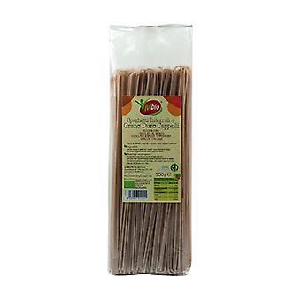 Cappelli durum wheat wholemeal spaghetti 500 g
