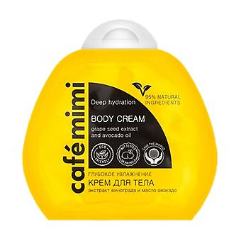 Deep Hydration Body Cream 100 ml of cream