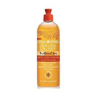 Con argan olie appelazijn spoel 460 ml