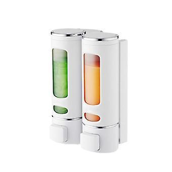Moderni, läpinäkyvä nestesaippua-annostelija