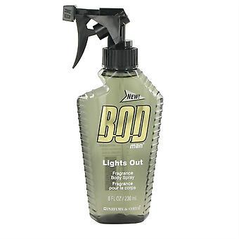 BOD Man Lights Out Body Spray de Parfums de Coeur