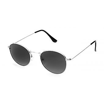 Sunglasses Unisex Cat.3 Grey Lens (19-081)