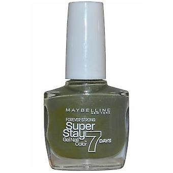 Maybelline Superstay Nail Polish Forever Strong 7 days