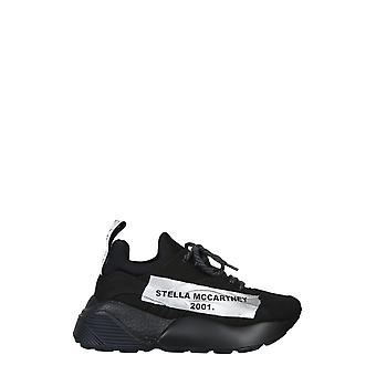 Stella Mccartney 800257n01691006 Dames's Black Fabric Sneakers