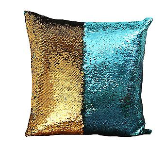 YANGFAN Reversible Sequin Glitter Pillow Case