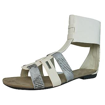 Barril de pólvora empurrões Womens Gladiator Sandals