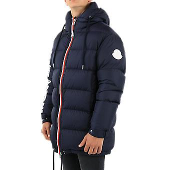 Moncler Moncenisio Long Parka Blue F20911C52200742Outerwear
