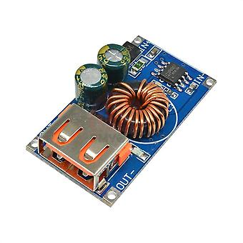 Usb Dc Step-down Module 12v/24v To Qc2.0/qc3.0 - Fast Charge Mobile Phone