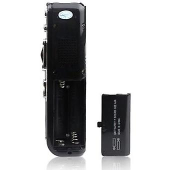 New 8gb Voice Activated Portable Recorder, Mp3 Player, Telephone Audio Digital