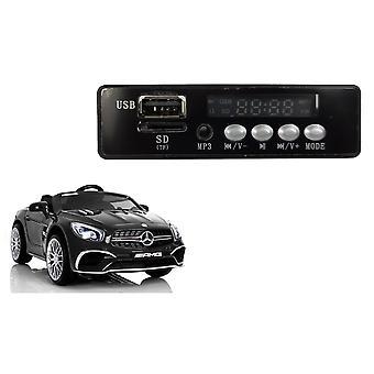 Muziekpaneel voor de auto Batterij Mercedes SL65 XMX602