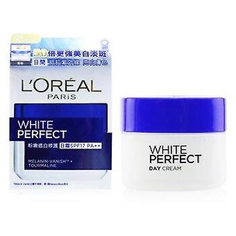 Dermo-Expertise White Perfect Fairness Control Moisturizing Cream Day SPF17 PA++ 50ml or 1.7oz