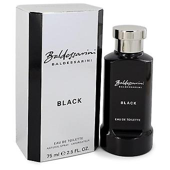Baldessarini Black Eau De Toilette Spray por Baldessarini 2,5 oz Eau De Toilette Spray